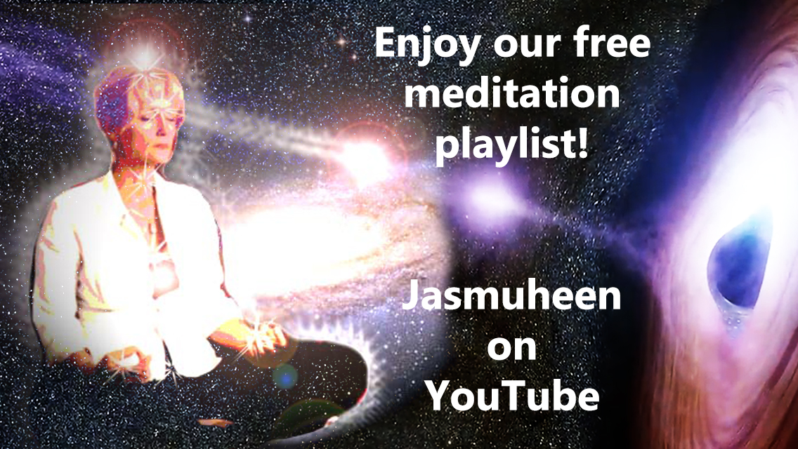 Free Meditations for you!